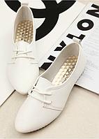 Стильные женские полуботинки. Отличное качество. Удобное и практичная обувь. Интернет магазин. Код: КД138
