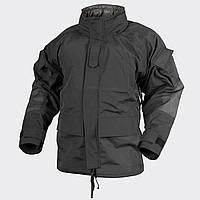 Куртка тактическая Helikon-Tex® ECWCS Parka + утеплитель - Черная