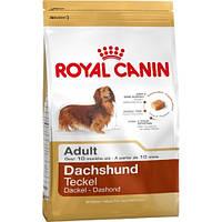 Royal Canin DACHSHUND - корм для такс 1.5кг