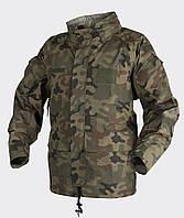 Куртка тактическая Helikon-Tex® ECWCS Parka - PL Woodland