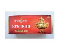 Чай  Домашний  Крепкий 20 пакетиков без ниточки