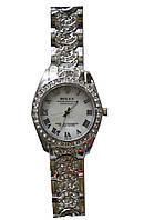 Часы наручные женские Rolex серебряные
