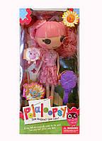 Кукла Lalaloopsy,с расчёской.