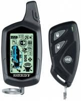 Автосигнализация Sheriff ZX-755 двухсторонняя