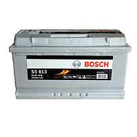 Автомобильный аккумулятор Bosch 6CT-100 S5 Silver Plus (S5013)