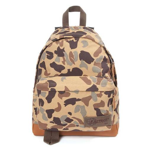 Качественный рюкзак 24 л. Padded Pak'R Eastpak EK62058G камуфляж