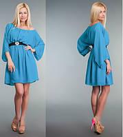 Платье женское  + ремень, фото 1