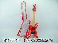 Гитара струнная Q640-6A/1130010 сумка 18*5*55,5 ш.к./60/