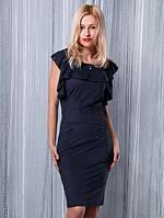 Платье женское рюши, фото 1