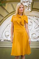 Платье женское бант, фото 1