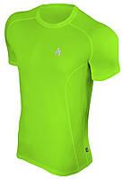 Термофутболка спортивная Radical Fury Green
