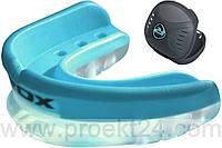 Капа боксерская RDX Gel 3D Blue