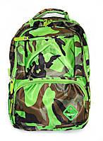 Рюкзак универсальный jy6621 хаки (зеленый), рюкзаки недорого, дропшиппинг рюкзаки поставщик, школь