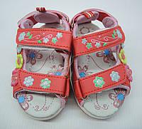 Красивые сандалии для девочки 21-26 р