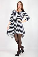 Платье женское полоска, фото 1