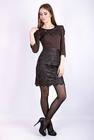 Платье женское ажурное, фото 1