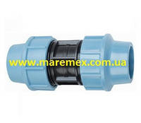 Зажимная муфта 110 (0) - Santehplast