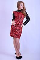 Платье женское спина без Подкладки, фото 1