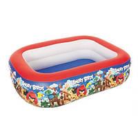 Детский надувной бассейн Angry Birds Bestway