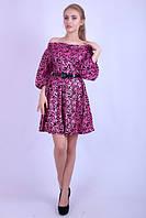 Платье женское на плечи + ремень, фото 1