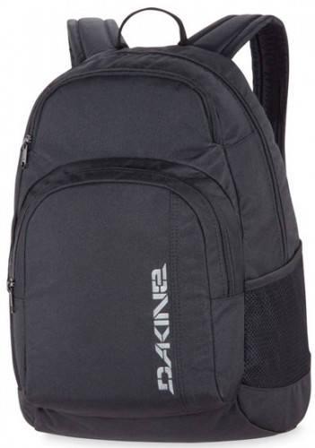 Молодежный рюкзак черного цвета Dakine CENTRAL 26L Black 610934724998