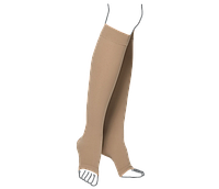 Компрессионные гольфы (открытый носок) ІІІ класс компрессии, бежевые ReMED