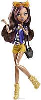 Лялька Monster High - Клодін Вульф (Clawdeen Wolf) Серія Монстуристи (Клоудин Вульф)