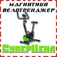 Велотренажер HS-040H COLT магнитный, измер. пульс