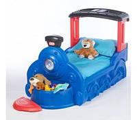 Детская кровать Паровозик