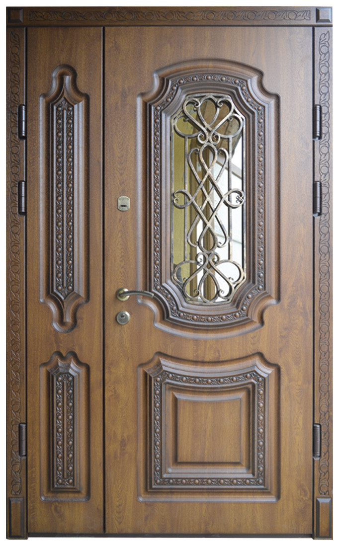 двуполая входная дверь цена