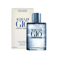 G.Armani acqua di gio limited edition men