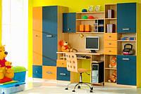 Дитяча кімната Твіст / Twist BRW Брест / Детская комната Твист BRW Брест