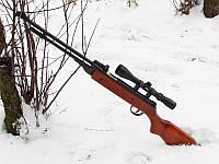 Пневматическая винтовка PRO GERMANY HARD 4,5 MM 320 M/S. Качественное оружие. Интернет магазин. Код: КДН225