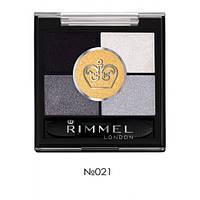 "RM Glam'eyes HD - Тени для век ""5 цветов"" (021-Golden Eye / золотистый), 3,8 г"