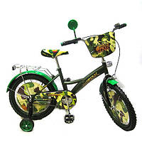 Детский двухколесный велосипед Profi 18 дюймов  PT1833