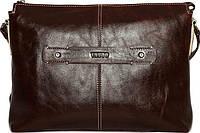 Удобная женская сумочка из натуральной кожи VATTO Wk31 Rabat400 коричневая