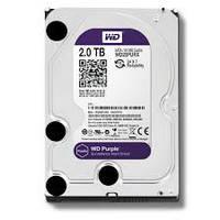 Жесткий диск Western Digital Purple 2TB 64MB WD20PURX 3.5 SATA