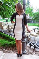 Платье женское вырез, фото 1