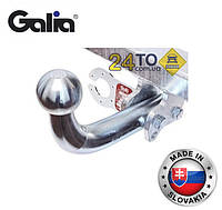 Фаркоп оцинкованный на Toyota Corolla 4-вд, E18, 2013-..., automat (Galia, Словакия), Тойота Королла