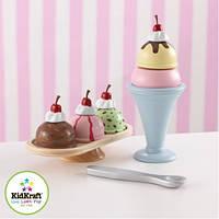 Игровой набор KidKraft Ice Cream Sundae Set