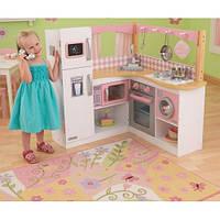 Детская кухня KidKraft Grand Gourmet Corner Kitchen