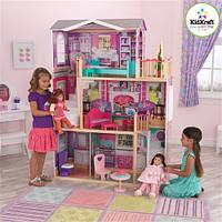 Кукольный дом KidKraft Elegant 18-Inch Doll Manor