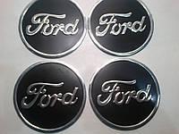 Наклейка на колпак диска Ford 90 мм