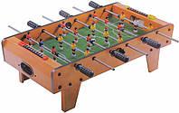 Настольная игра Футбол деревянный на штангах ZC 1016 A