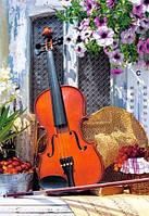 Пазлы Castorland Мелодия виолончели 2266, 1000 элементов