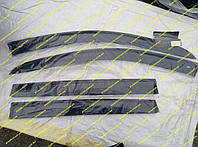 Дефлекторы окон (ветровики) Renault Duster (Рено Дастер)