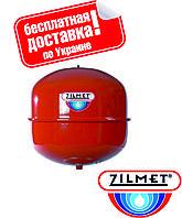 Бак Zilmet  cal-pro для систем отопления   8л 5bar