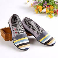 Летняя стильная обувь для женщин. Удобная подошва. Натуральный материал. Хорошее качество. Код: КД147