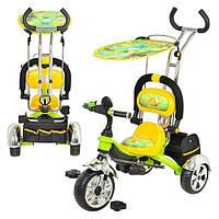 Велосипед детский трёхколёсный М 1690 Пчёлка Майя