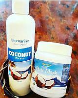 Восстанавливающая маска для волос с кокосовым маслом